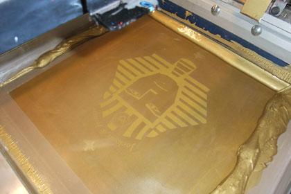 Sample Heat transfer Prints